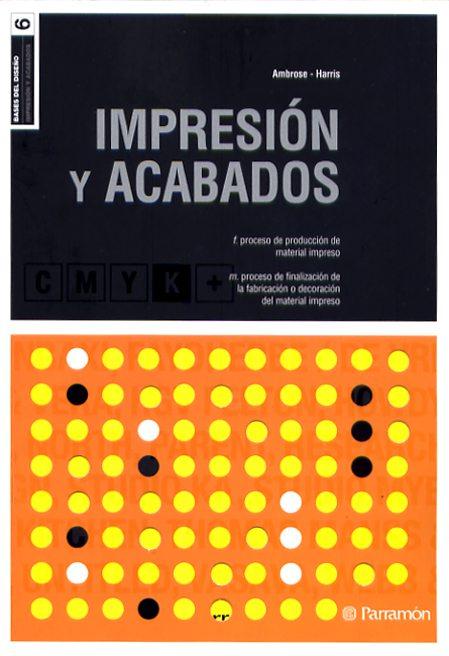 Bases del diseño: Impresión y acabados