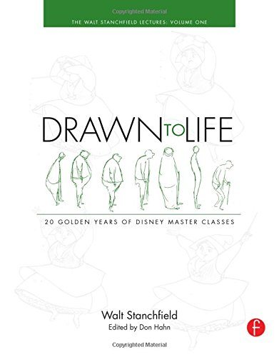 Drawn to Life: 20 Golden Years of Disney Master Classes: Volume 1