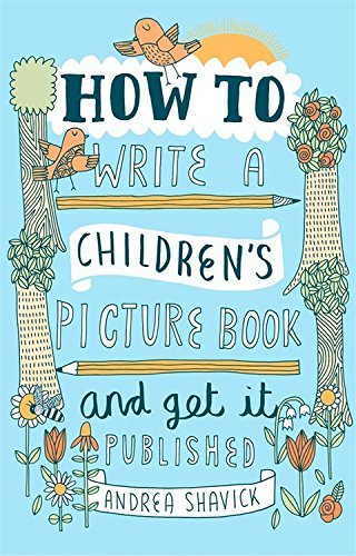 How to Write a Children's Picture Book and Get it Published