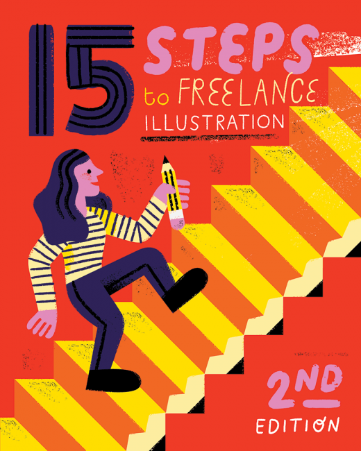 15 steps to freelance illustration