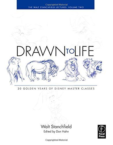 Drawn to Life: 20 Golden Years of Disney Master Classes: Volume 2