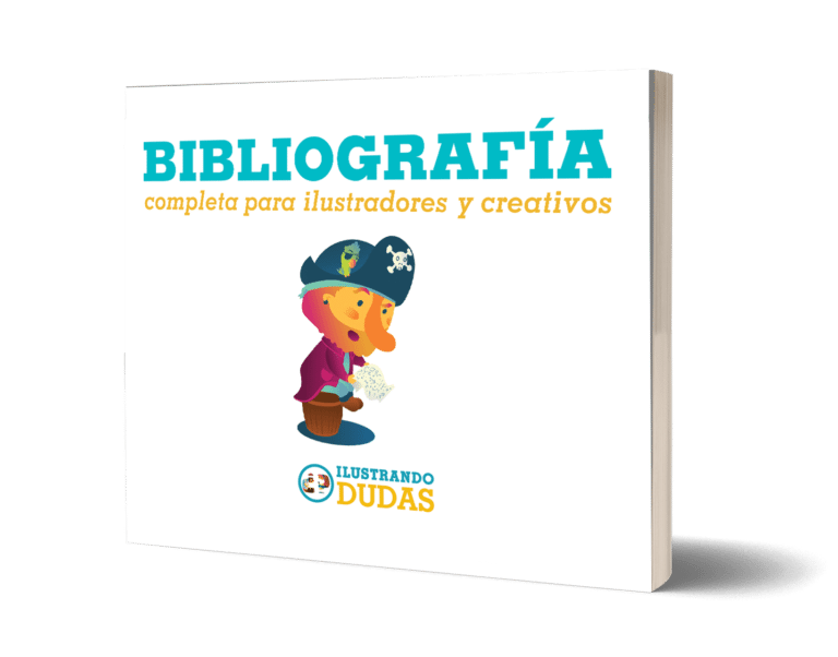 Bibliografía completa para ilustradores